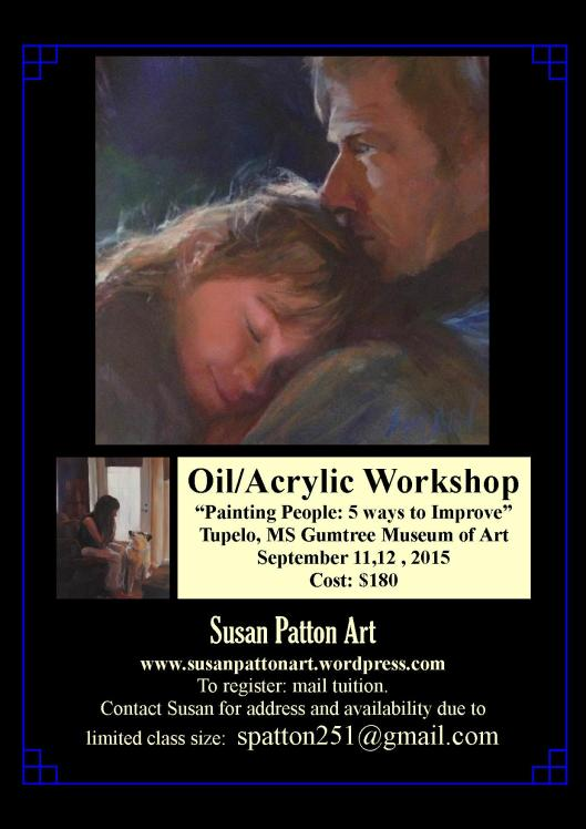 Flyer for September 2015 workshop